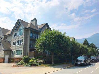 """Photo 1: 201 1460 PEMBERTON Avenue in Squamish: Downtown SQ Condo for sale in """"Marina Estates"""" : MLS®# R2196678"""