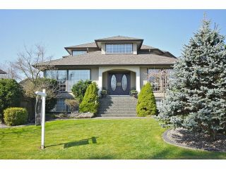 """Photo 1: 5869 189TH Street in Surrey: Cloverdale BC House for sale in """"ROSEWOOD"""" (Cloverdale)  : MLS®# F1307410"""