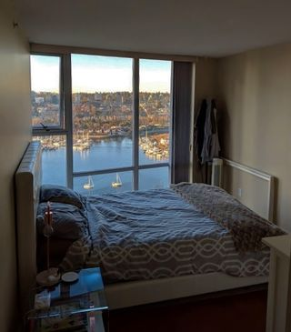 Photo 5: 2805 583 Beach Crescent in Vancouver: Yaletown Condo for rent (Vancouver West)