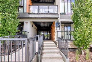 Photo 3: 304 414 MEREDITH Road NE in Calgary: Crescent Heights Apartment for sale : MLS®# A1119417