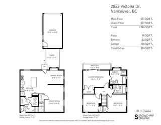 Photo 17: 2823 VICTORIA Drive in Vancouver: Grandview Woodland 1/2 Duplex for sale (Vancouver East)  : MLS®# R2416578