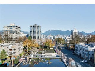"""Photo 15: 709 518 W 14TH Avenue in Vancouver: Fairview VW Condo for sale in """"Pacifica at Cambie Village"""" (Vancouver West)  : MLS®# V1101373"""