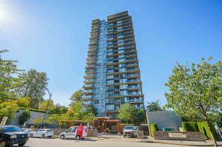 "Photo 1: 2609 651 NOOTKA Way in Port Moody: Port Moody Centre Condo for sale in ""Sahalee"" : MLS®# R2543694"