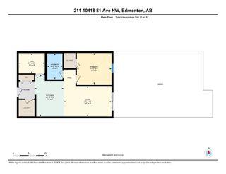 Photo 2: 211 10418 81 Avenue in Edmonton: Zone 15 Condo for sale : MLS®# E4264981