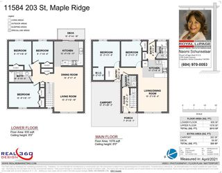 Photo 2: 11584 203 Street in Maple Ridge: Southwest Maple Ridge 1/2 Duplex for sale : MLS®# R2567336