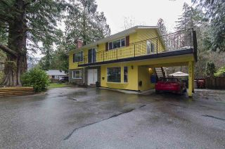 Photo 1: 2287 PARK CRESCENT in Coquitlam: Chineside House for sale : MLS®# R2038888