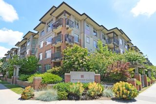 """Main Photo: 116 9288 ODLIN Road in Richmond: West Cambie Condo for sale in """"MERIDIAN GATE"""" : MLS®# R2628765"""