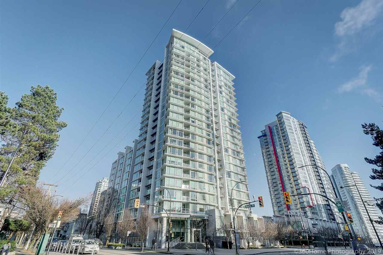 Main Photo: 1205 161 W GEORGIA STREET in Vancouver: Downtown VW Condo for sale (Vancouver West)  : MLS®# R2332255