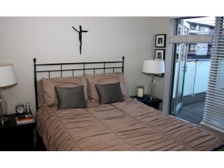 """Photo 5: 509 3811 HASTINGS Street in Burnaby: Vancouver Heights Condo for sale in """"MONDEO"""" (Burnaby North)  : MLS®# V905399"""