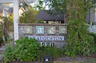 """Photo 15: 27 4401 BLAUSON Boulevard in Abbotsford: Abbotsford East Townhouse for sale in """"The Sage"""" : MLS®# R2095953"""