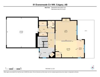 Photo 32: 81 Evansmeade Circle NW in Calgary: Evanston Detached for sale : MLS®# A1089333