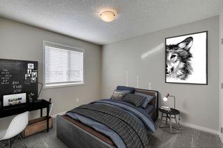 Photo 25: 209 Auburn Meadows Place SE in Calgary: Auburn Bay Semi Detached for sale : MLS®# A1072068