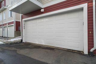 Photo 28: 140 1804 70 Street in Edmonton: Zone 53 Townhouse for sale : MLS®# E4237341