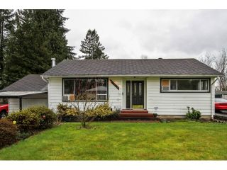 """Photo 1: 22078 CLIFF Avenue in Maple Ridge: West Central House for sale in """"WEST CENTRAL"""" : MLS®# V1103896"""