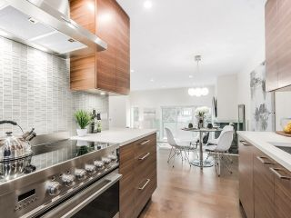 Photo 11: 1614 MAPLE Street in Vancouver: Kitsilano Townhouse for sale (Vancouver West)  : MLS®# R2014583