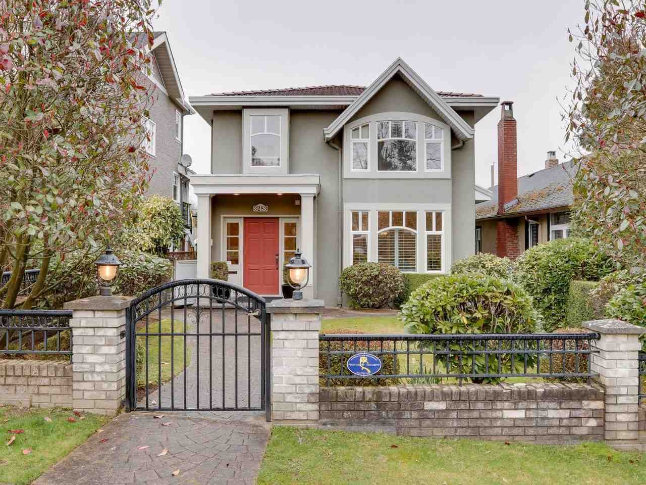 Main Photo: 3283 W 32ND Avenue in Vancouver: MacKenzie Heights House for sale (Vancouver West)  : MLS®# R2554978