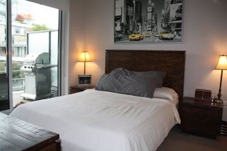 "Photo 5: 510 1633 ONTARIO Street in Vancouver: False Creek Condo for sale in ""KAYAK"" (Vancouver West)  : MLS®# R2216278"