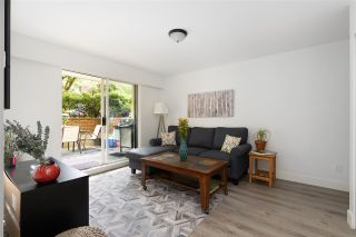 Photo 3: 107 215 N TEMPLETON DRIVE in Vancouver: Hastings Condo for sale (Vancouver East)  : MLS®# R2458110