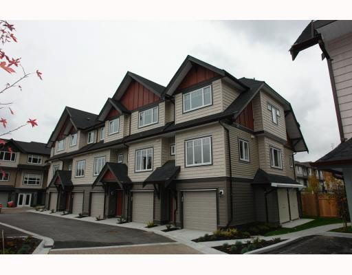 Main Photo: 17 22386 SHARPE AVENUE in : Hamilton RI Townhouse for sale : MLS®# V796278