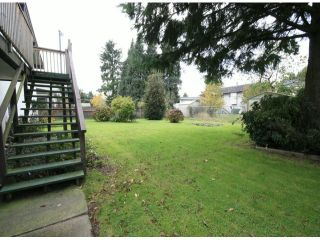 Photo 12: 33439 HOLLAND Avenue in Abbotsford: Central Abbotsford House for sale : MLS®# F1426833
