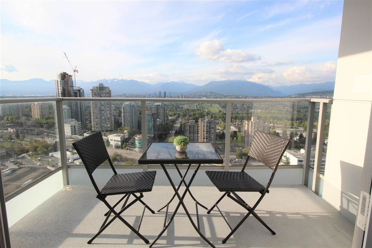 """Main Photo: 3508 6538 NELSON Avenue in Burnaby: Metrotown Condo for sale in """"MET2"""" (Burnaby South)  : MLS®# R2579607"""