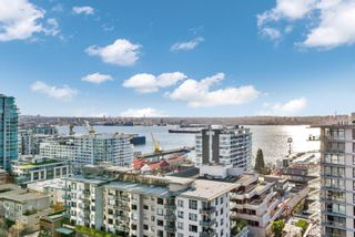 """Photo 7: 1502 151 W 2ND Street in North Vancouver: Lower Lonsdale Condo for sale in """"SKY"""" : MLS®# R2528948"""