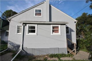 Photo 2: 606 Magnus Avenue in Winnipeg: North End Residential for sale (4A)  : MLS®# 1703752