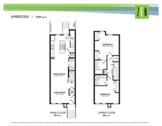 Photo 2: 410 338 Seton Circle in Calgary: Seton Row/Townhouse for sale : MLS®# A1036950