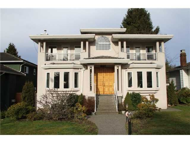 """Main Photo: 8557 11TH Avenue in Burnaby: The Crest House for sale in """"CARIBOO-CUMBERLAND"""" (Burnaby East)  : MLS®# V885657"""
