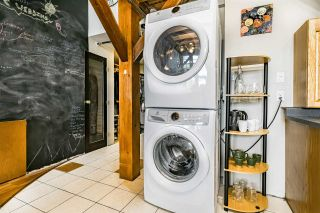 """Photo 15: 215 1220 E PENDER Street in Vancouver: Strathcona Condo for sale in """"THE WORKSHOP"""" (Vancouver East)  : MLS®# R2466369"""