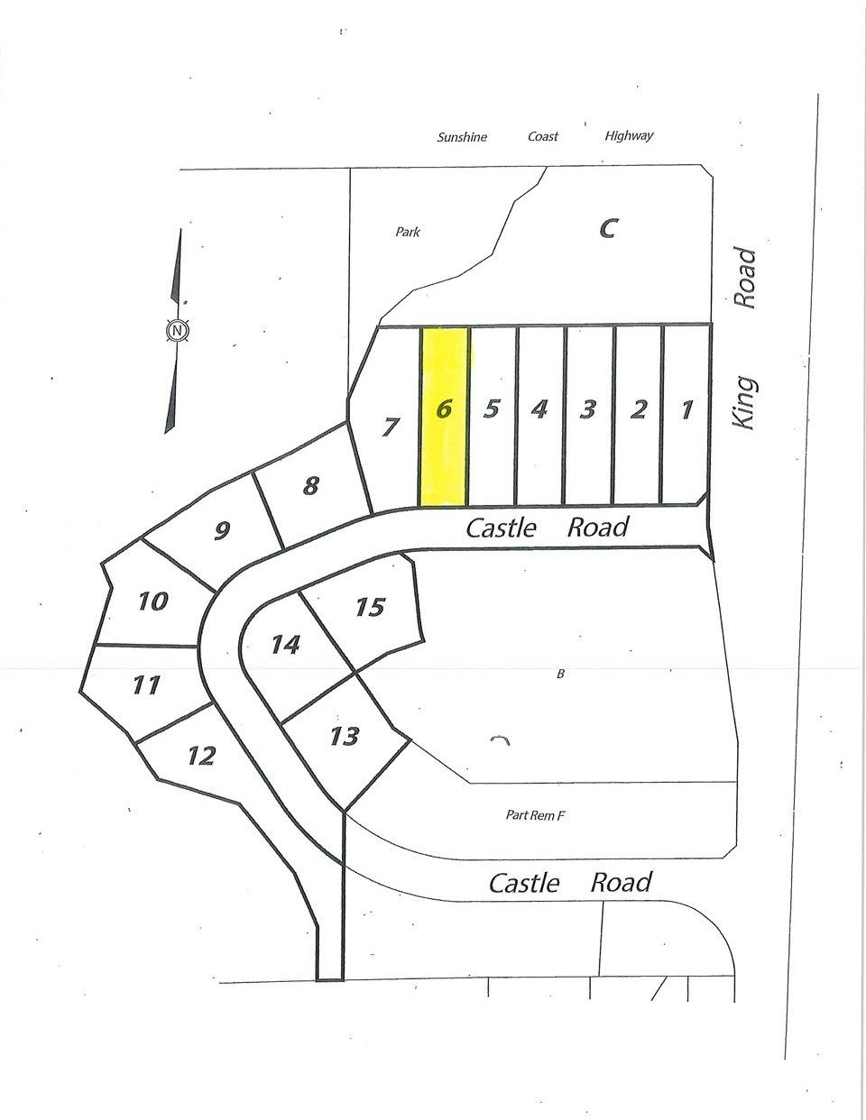 """Main Photo: LOT 6 CASTLE Road in Gibsons: Gibsons & Area Land for sale in """"KING & CASTLE"""" (Sunshine Coast)  : MLS®# R2422368"""