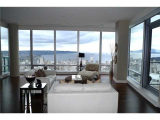 """Photo 5: 4701 1128 W GEORGIA Street in Vancouver: West End VW Condo for sale in """"SHANGRI LA PRIVATE ESTATES"""" (Vancouver West)  : MLS®# V824240"""