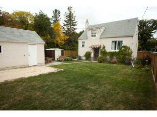 Photo 17: 520 St. Catherine Street in WINNIPEG: St Boniface Residential for sale (South East Winnipeg)  : MLS®# 1219381