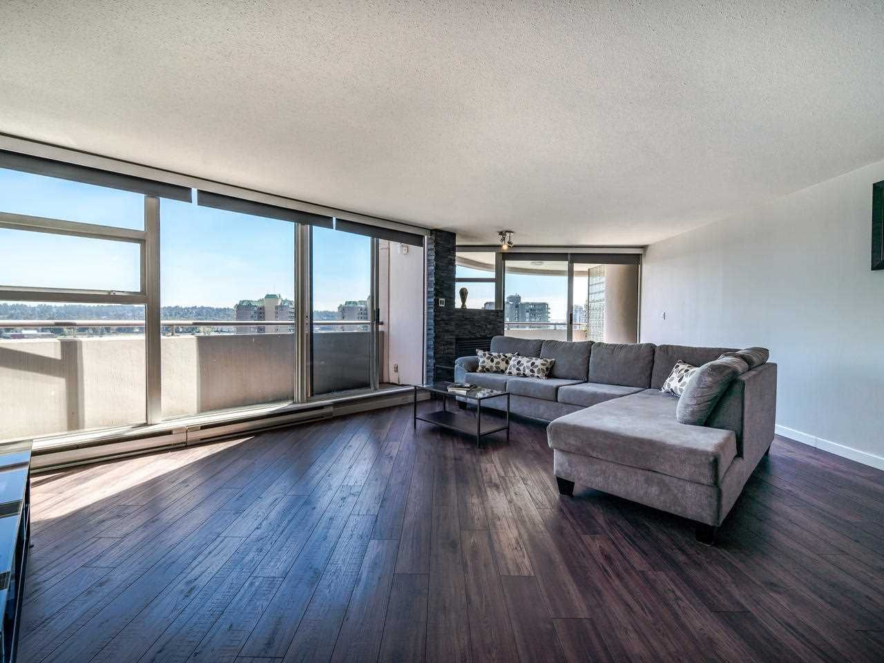 """Main Photo: 1103 98 TENTH Street in New Westminster: Downtown NW Condo for sale in """"Plaza Point"""" : MLS®# R2494856"""
