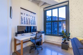 """Photo 5: 303 55 E CORDOVA Street in Vancouver: Downtown VE Condo for sale in """"Koret Lofts"""" (Vancouver East)  : MLS®# R2536365"""