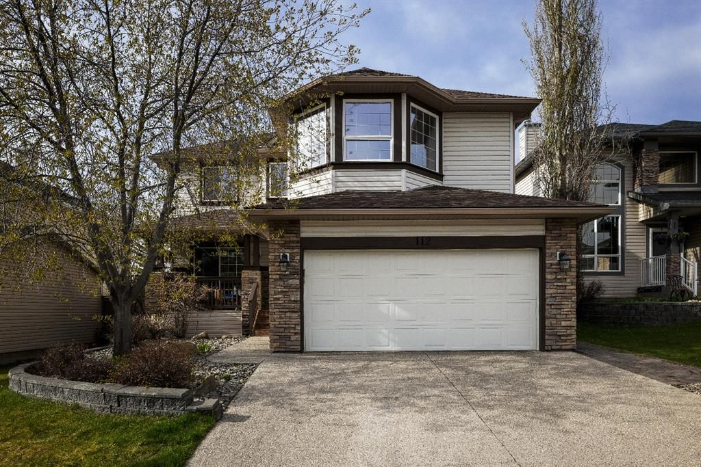 Main Photo: 112 Simcoe Close SW in Calgary: Signal Hill Detached for sale : MLS®# A1105867