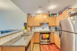 "Photo 9: 604 9288 UNIVERSITY Crescent in Burnaby: Simon Fraser Univer. Condo for sale in ""NOVO"" (Burnaby North)  : MLS®# R2133951"