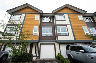"""Photo 1: 12 1188 WILSON Crescent in Squamish: Dentville Townhouse for sale in """"THE CURRENT"""" : MLS®# R2572585"""