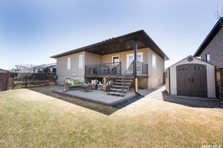 Photo 39: 338 Player Crescent in Warman: Residential for sale : MLS®# SK852680