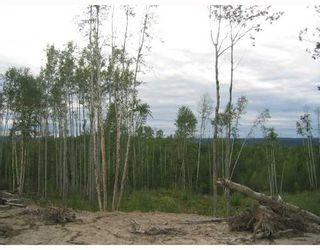 Photo 1: HAROLD DR in Prince_George: Beaverley Land for sale (PG Rural West (Zone 77))  : MLS®# N180681