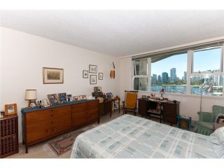 """Photo 9: 1006 522 MOBERLY Road in Vancouver: False Creek Condo for sale in """"DISCOVERY QUAY"""" (Vancouver West)  : MLS®# V845207"""