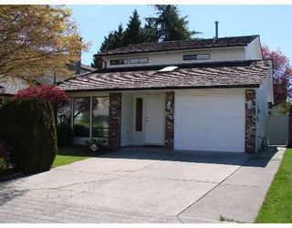 Photo 1: 4606 HERMITAGE Drive in Richmond: Steveston North House for sale : MLS®# V642262