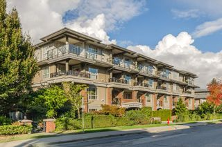 """Photo 1: 401 15357 17A Avenue in Surrey: King George Corridor Condo for sale in """"Madison"""" (South Surrey White Rock)  : MLS®# R2213852"""