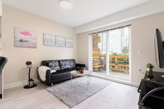 Photo 2: 123 4858 SLOCAN Street in Vancouver: Collingwood VE Townhouse for sale (Vancouver East)  : MLS®# R2566368