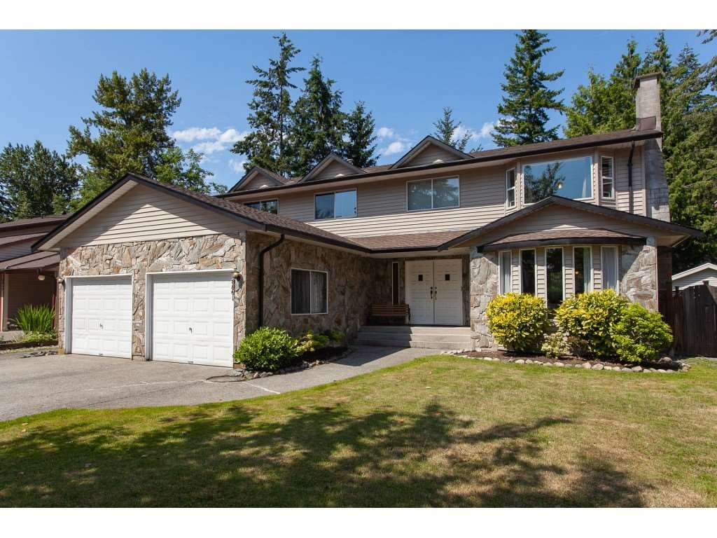 Main Photo: 8861 156A Street in Surrey: Fleetwood Tynehead House for sale : MLS®# R2281501
