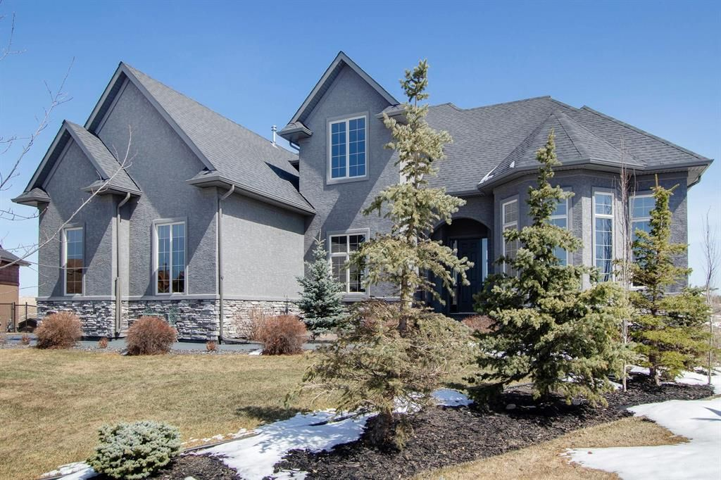 Main Photo: 214 Montenaro Place in Rural Rocky View County: Rural Rocky View MD Detached for sale : MLS®# A1098643