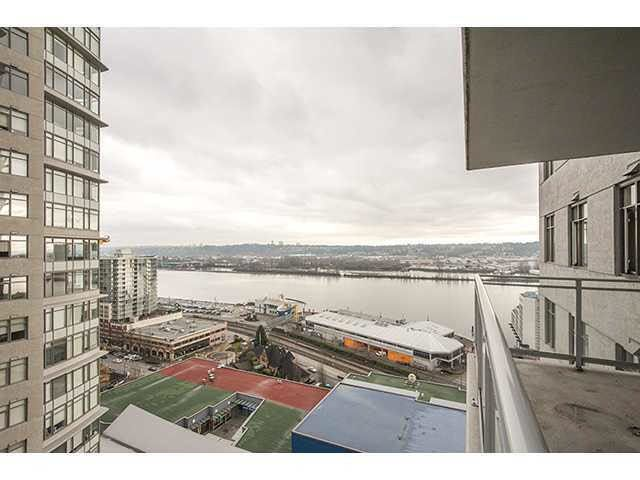 Main Photo: 2305 892 CARNARVON STREET in New Westminster: Downtown NW Condo for sale : MLS®# R2050946