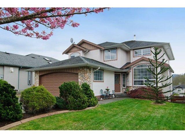 Main Photo: 11746 CREEKSIDE Street in Maple Ridge: Cottonwood MR House for sale : MLS®# V1108414