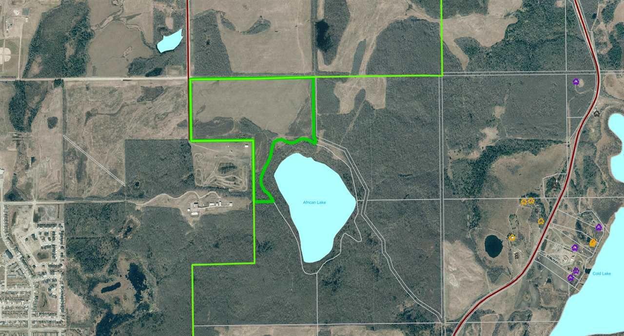 Main Photo: 63124 RGE RD 421: Rural Bonnyville M.D. Rural Land/Vacant Lot for sale : MLS®# E4215906