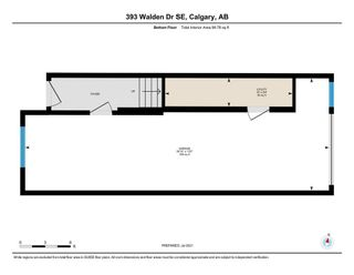 Photo 49: 393 WALDEN Drive SE in Calgary: Walden Row/Townhouse for sale : MLS®# A1126441